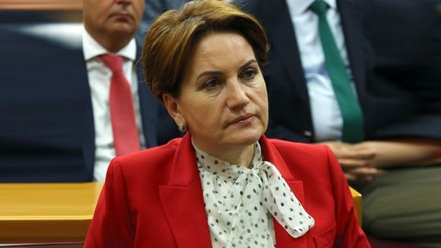 Başbakan yardımcısı Recep Akdağ'dan Flaş iddia: Akşener'in partisini FETÖ destekliyor
