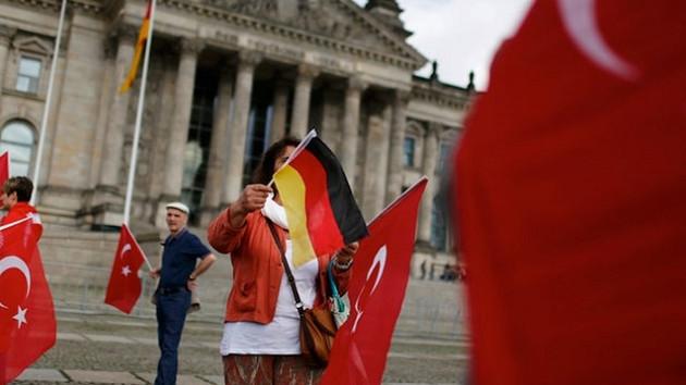 Almanya'dan Erdoğan'a yanıt: Egemenliğimize görülmemiş müdahale