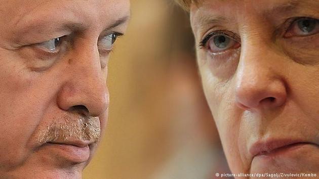 Boğaziçi'ndeki despot sınırları aşıyor! Almanya'dan Erdoğan'a şok sözler