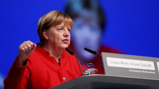 Türkiye'den Merkel'in suçlamasına flaş cevap