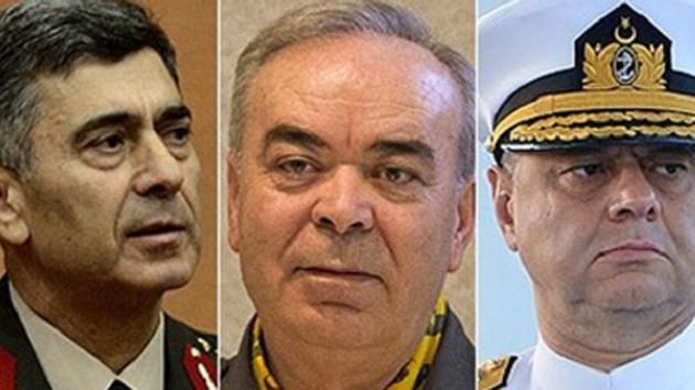 YAŞ kararlarıyla emekli edilen kuvvet komutanları 15 Temmuz'da neredeydi?