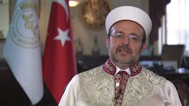 Mehmet Görmez, Kurtulmuş ile anlaşamadığı için ayrılmış