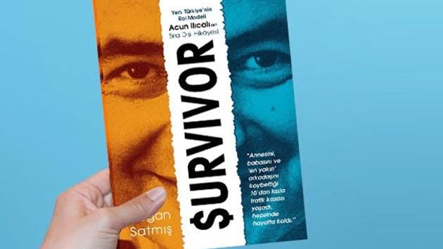 Acun Ilıcalı'nın sıfırdan milyonerliğe uzanan öyküsü kitap oldu: $urvivor!