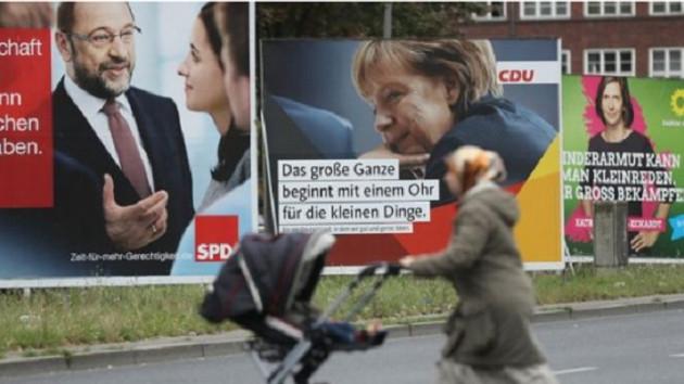 Almanya seçimlerini kim kazanır? İşte anket sonuçları