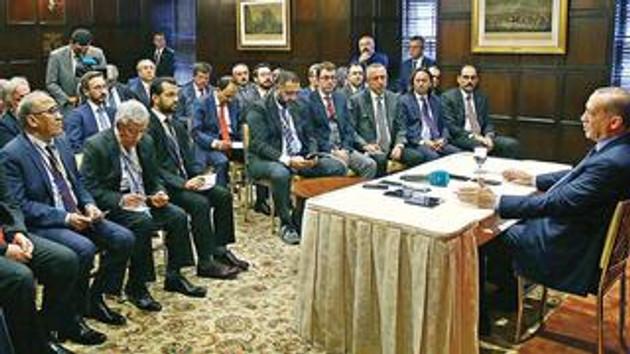 Erdoğan: Baktım kulak asılmıyor, TEOG'u gündeme taşıdım