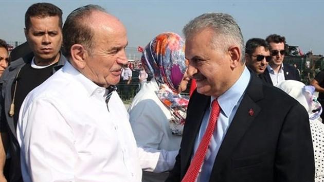 Topbaş'ın istifasının ardından kulisleri hareketlendiren Yıldırım iddiası