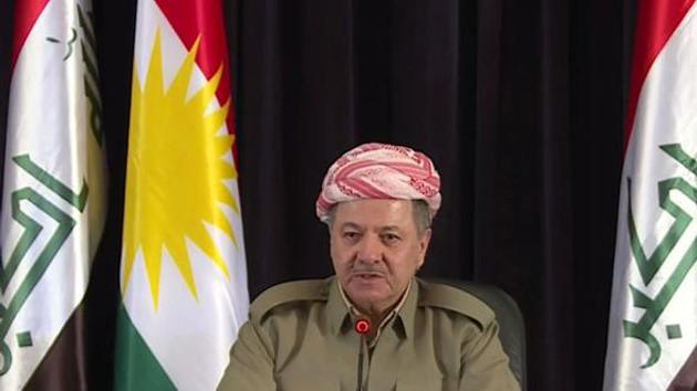 Son dakika: Barzani canlı yayında açıkladı: Referandum ertelenmeyecek, Türkiye ve İran dostumuz..