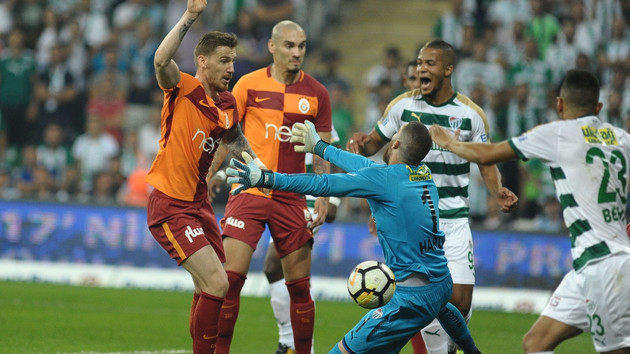 Galatasaray'dan müthiş geri dönüş: Bursaspor 1-2 Galatasaray / Maç Özeti