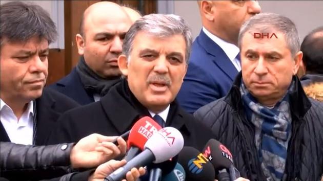 Son dakika: Abdullah Gül'den Erdoğan'ın sözlerine flaş cevap
