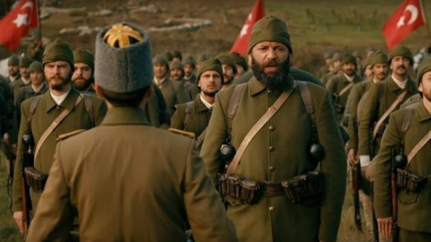 Mehmetçik Kut'ül Amare dizisinin yayın günü belli oldu