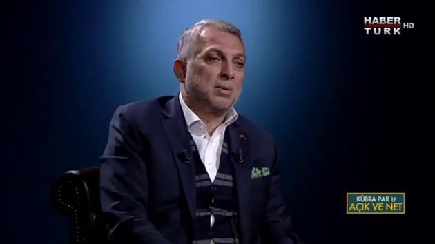 Metin Külünk: Kripto FETÖ'cüler AK Parti'de yer almak için çaba sarf ediyor