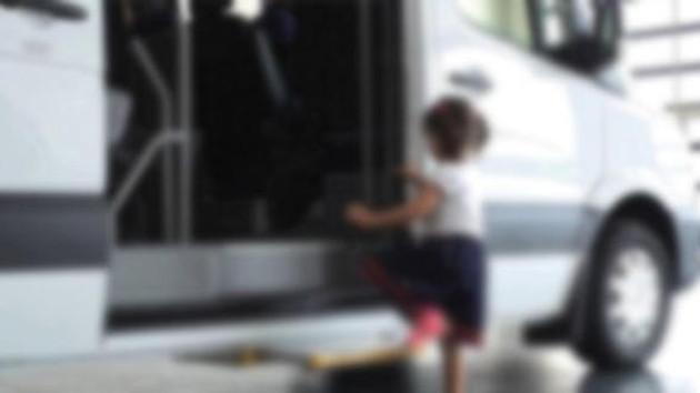 Bir okul servisi skandalı daha! Küçük kızı unuttular