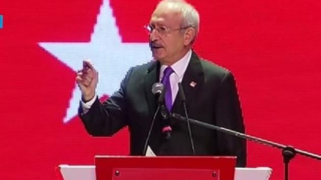 Kılıçdaroğlu'ndan AYM kararını yok sayan hakimlere Hitler'li tepki!