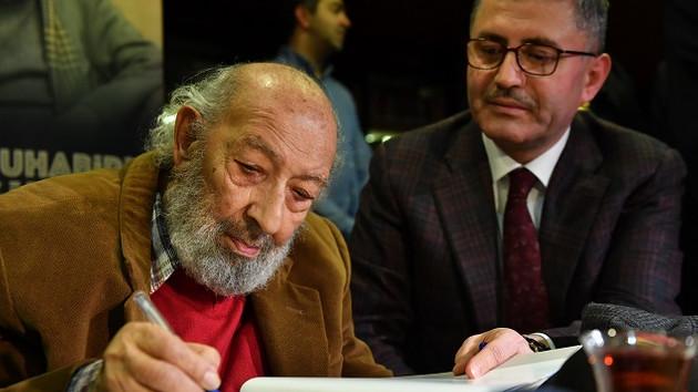 Ara Güler'den Cumhurbaşkanı Erdoğan'a övgüler
