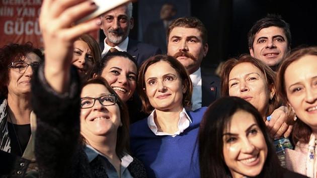 HDP: Bütün kadınlar Canan Kaftancıoğlu'na sahip çıkmalı