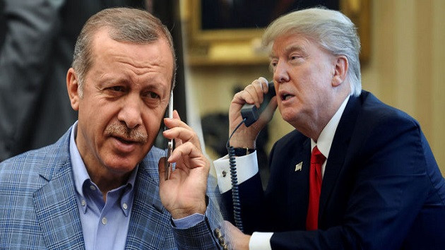 Trump, Erdoğan'ın telefonuna dönerim deyip dönmemiş