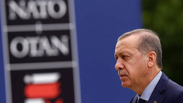 Erdoğan ve NATO Genel Sekreteri Stoltenberg'den flaş görüşme