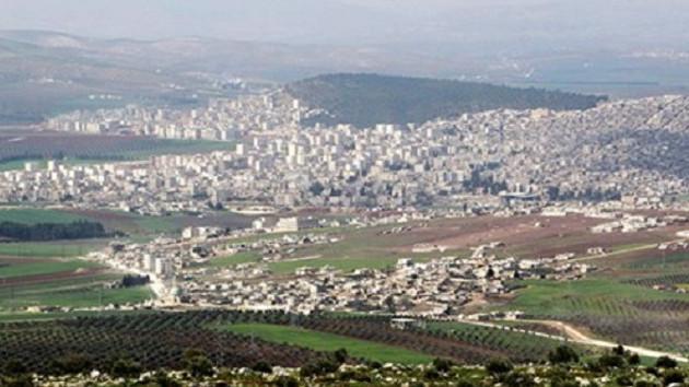Siviller Afrin'den kaçmaya başladı