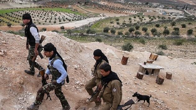 PKK'lılar Afrin'de bombalı tuzaklar kuruyor, hendekler ve tüneller açıyor
