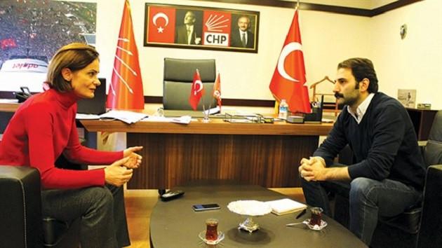 Canan Kaftancıoğlu: Hakkımda yazan köşe yazarlarına gülüyorum