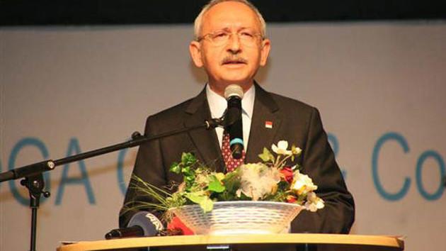 Kılıçdaroğlu Afrin'le ilgili açıklama yaptı, salon karıştı