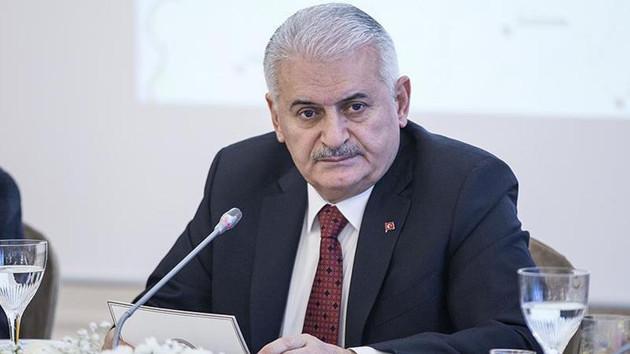Başbakan Yıldırım: Suriye ile dolaylı temas var rejimi yok sayamayız