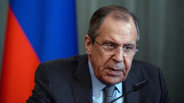 Lavrov: ABD'nin Suriye'deki eylemleri Türkiye'yi çıldırttı!