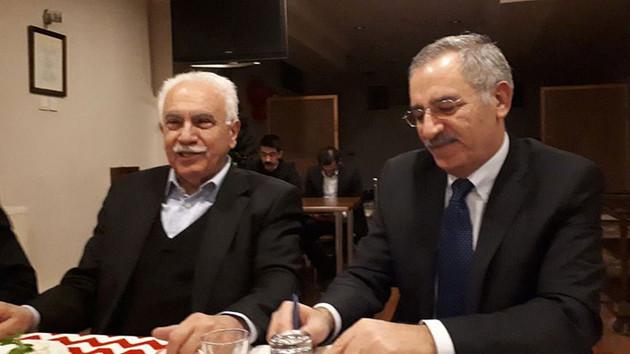 Doğu Perinçek'ten flaş açıklama: Erdoğan Esad ile anlaşırsa...