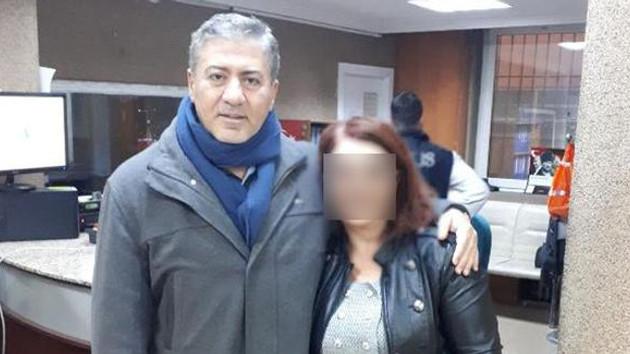 Otobüsteki kadını ihbar etti, kadın Erdoğan'a hakaretten gözaltına alındı