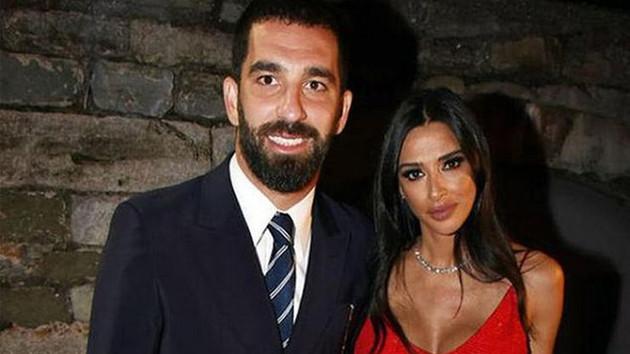 Arda Turan'ın eşi Aslıhan Doğan'dan taciz ve dayak skandalına ilk açıklama!