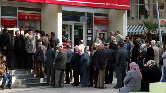 Emekliler de kredi yapılandırması istiyor: İflasımız ekonominin iflası olur