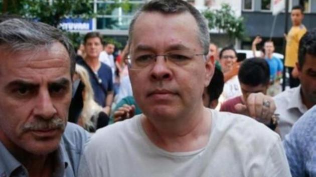 Fatih Portakal'dan Rahip Brunson yorumu: Serbest kalır