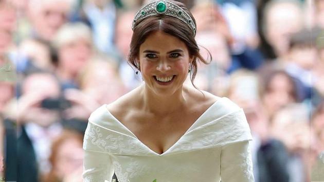 BBC'den canlı yayında Prenses Eugenie gafı: Ne kadar güzel göğüsler...