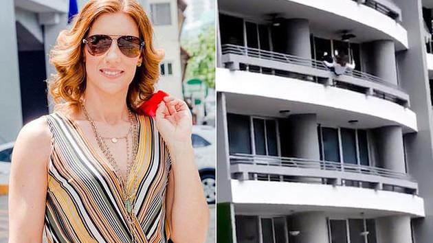 Otelde selfie çeken kadın turist 27. kattan yere çakıldı