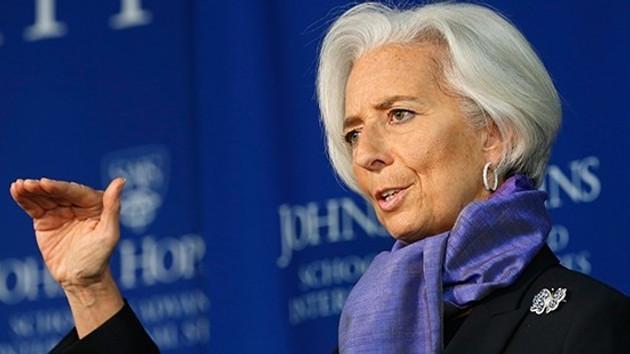 IMF'den Suudi Arabistan'a Kaşıkçı protestosu