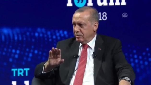 Erdoğan'dan referandum sinyali: AB konusunda bize...