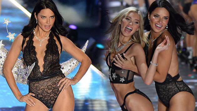 Victoria's Secret'ten emekli olan Adriana Lima şimdi ne yapacak?