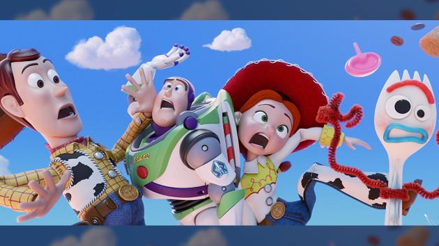 Animasyon dünyasının yıldızı Toy Story 4'ten ilk fragman geldi (Oyuncak Hikayesi 4)