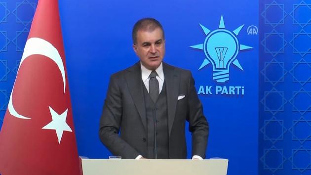 AKP: Devlet Bahçeli'nin Öğrenci Andı dilekçesine eleştirisi haklı; temyiz süreci devam edecek