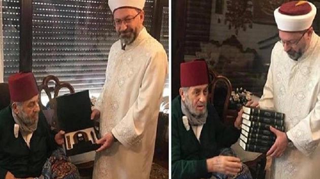 AK Parti istifası istenen Diyanet İşleri Başkanı Ali Erbaş'a sahip çıktı