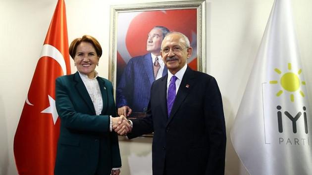CHP'nin anketinden İYİ Parti ittifakı çıktı…