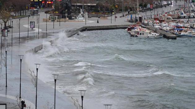 Meteorolojiden İstanbul'a son dakika uyarısı