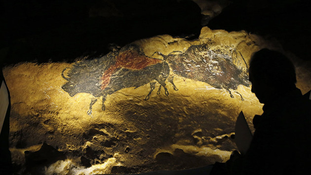 Eski mağara resimleri yıldız sistemlerinin haritası çıktı!