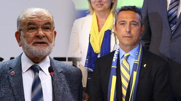 Temel Karamollaoğlu'dan flaş Ali Koç açıklaması: Yenilenler değil vazgeçenler kaybeder Başkan