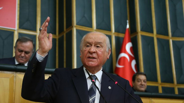 Beşiktaşlı Devlet Bahçeli'den flaş Fenerbahçe açıklaması