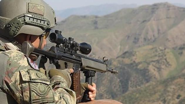 Son dakika: Afrin'de bir askerimiz şehit oldu