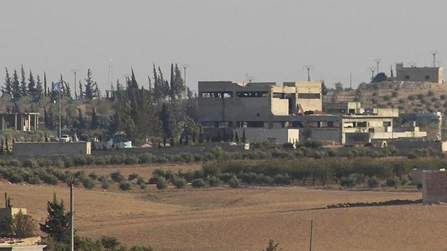 Son dakika: Esad güçleri Menbiç kırsalına girdi