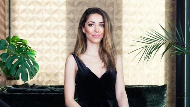 Hollywood'da Yılın Etnik Girişimcisi Zeynep Dağ seçildi