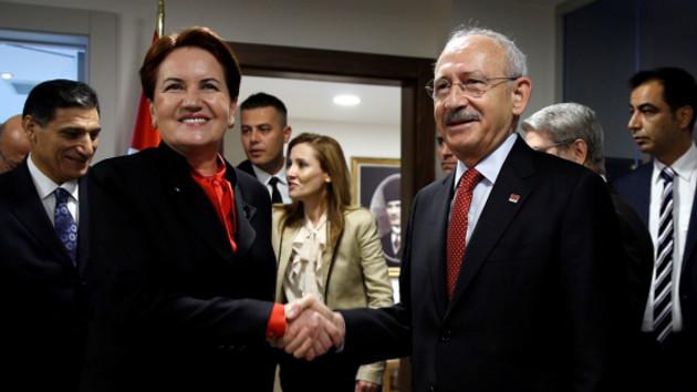 CHP ve İYİ Parti ortak aday formülünde anlaştı