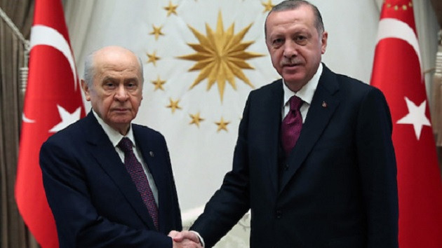 A Haber: AK Parti, aday çıkarmayarak 8 ilde MHP'ye jest yapabilir